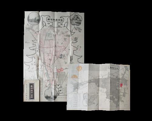 地図・古地図